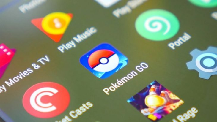 Pokémon Go en reloj Apple