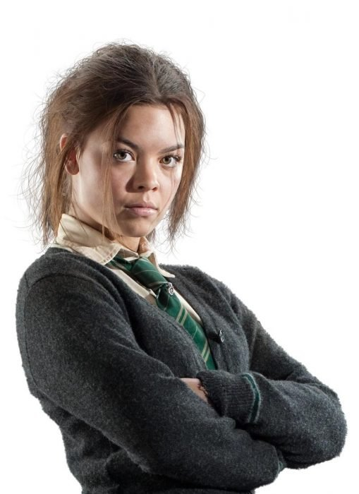 Personajes de reparto de Harry Potter