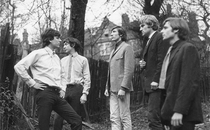 Miembros de Pink Floyd