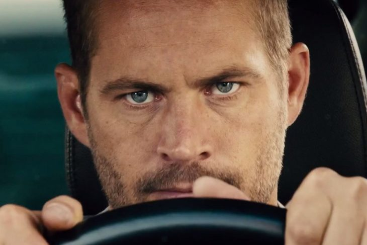 Paul Walker al volante
