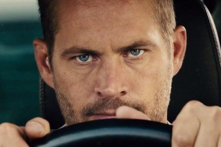 Paul Walker al volante