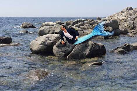 sirena photoshop
