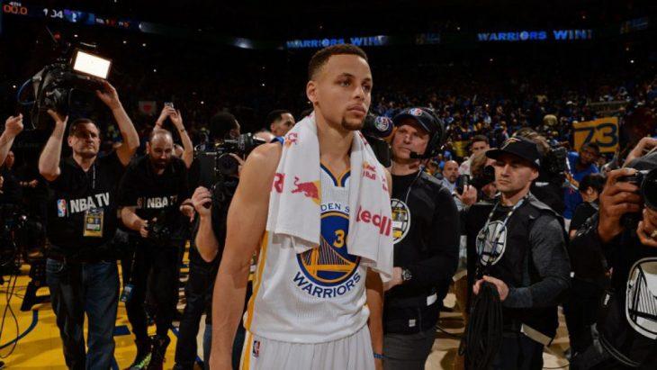 Stephen Curry pierde las finales