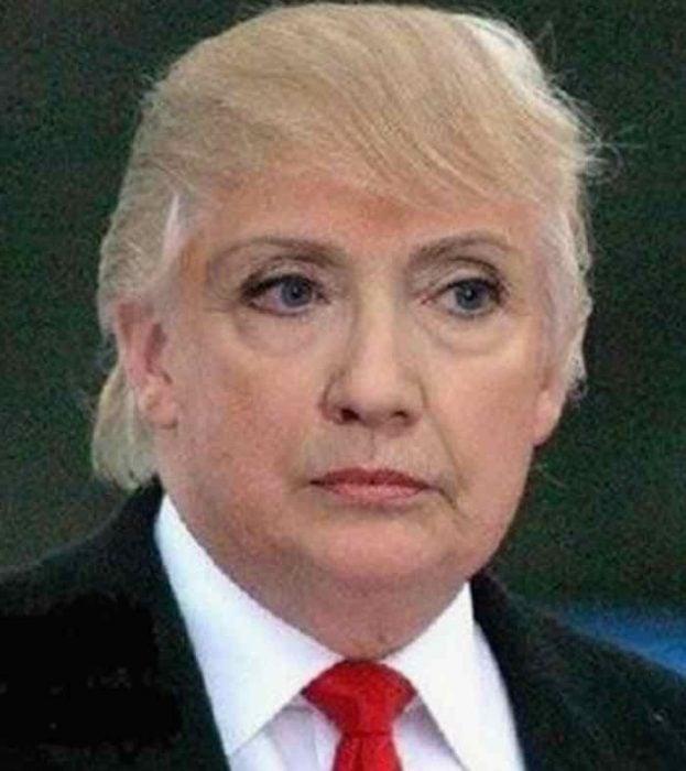 Hillary Trump 2