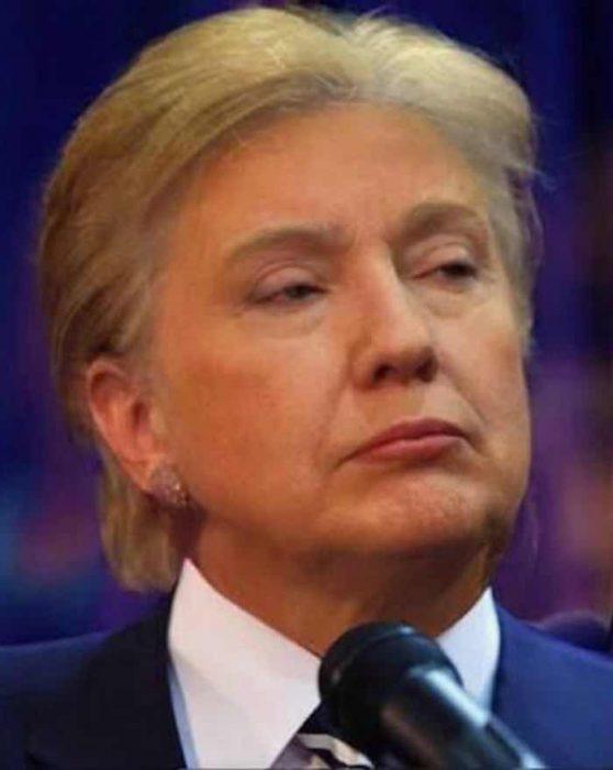 Hillary Trump 3