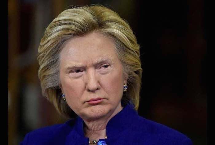 Hillary Trump 4