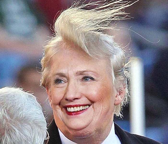 Hillary Trump 6