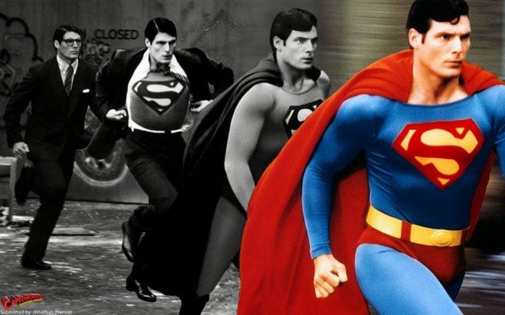 Transformación de Superman