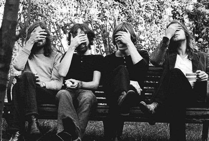 Pink Floyd en el parque