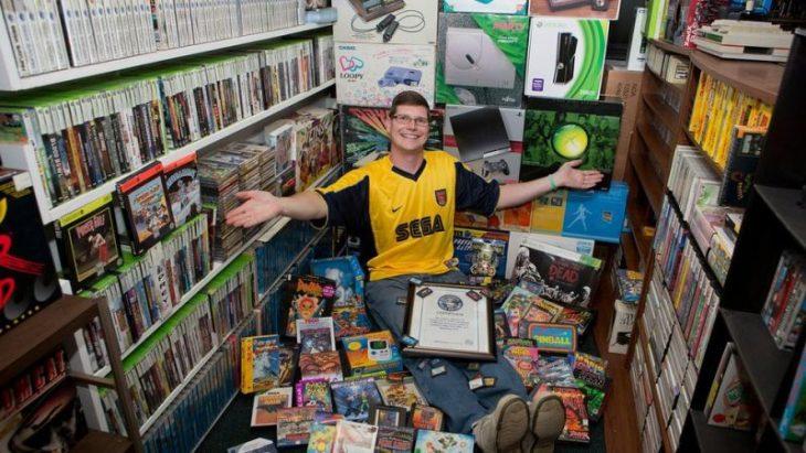 Fan de los videojuegos