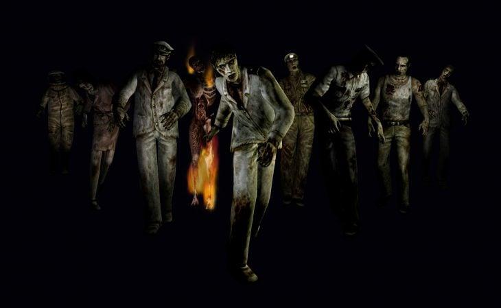 Zombies de videojuego