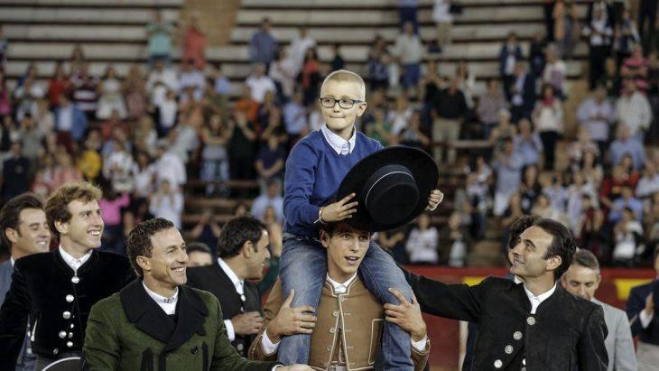 Niño con cáncer quiere ser torero
