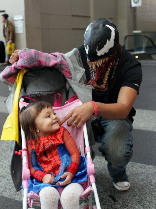 spiderman disfraz