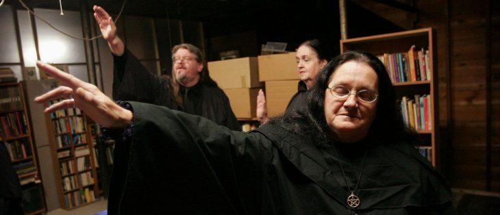 Escuela para brujos