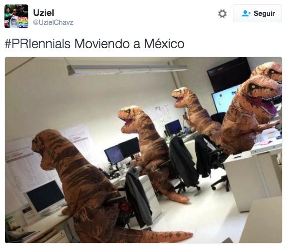 dinosaurios pri