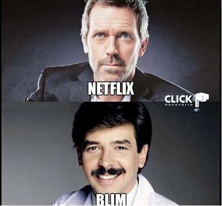netflix blim meme
