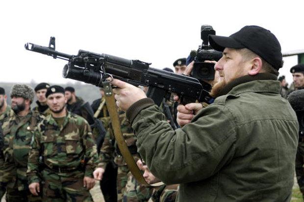 kadryrov rifle
