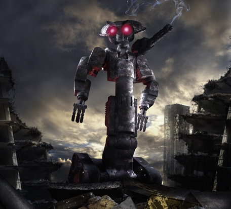 robot putin
