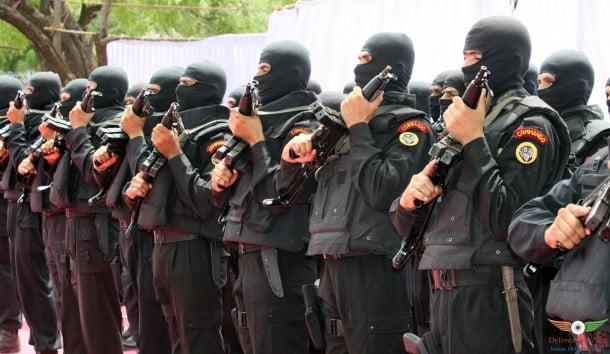 fuerzas especiales india