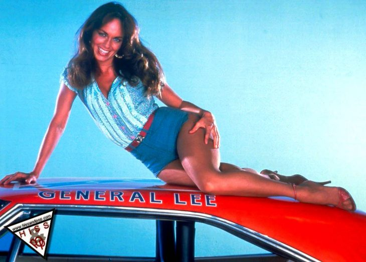 Catherine Bach en el General Lee