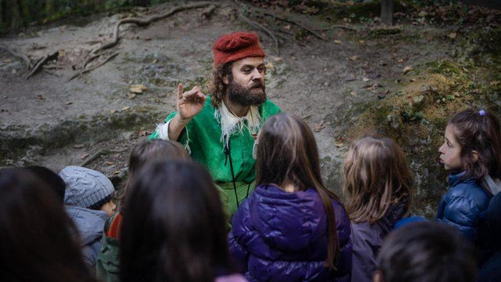 Escuela de Elfos en Islandia