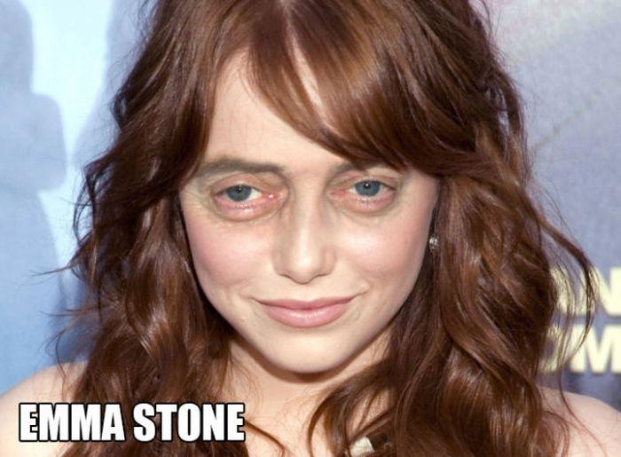 Si tuvieran los ojos de Steve Buscemi