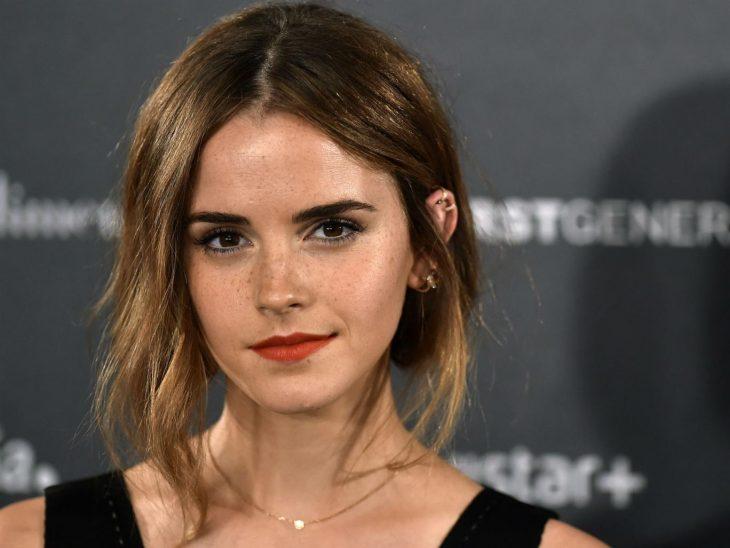 Emma Watson sonriendo