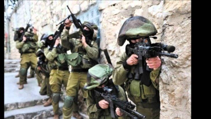 fuerzas especiales israel