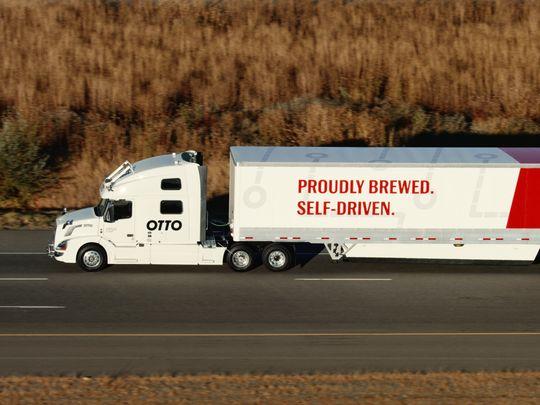 trailer autonomo