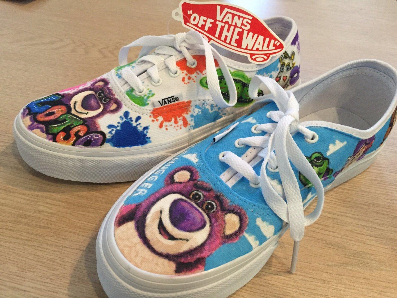 Vans Toy Story Precio