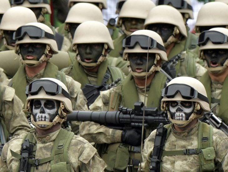 peru fuerzas especiales