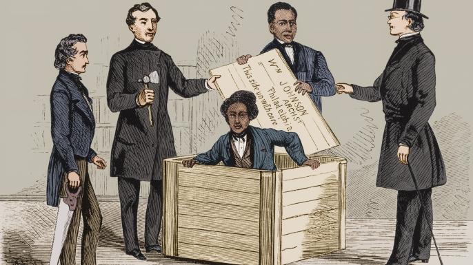slave escapes