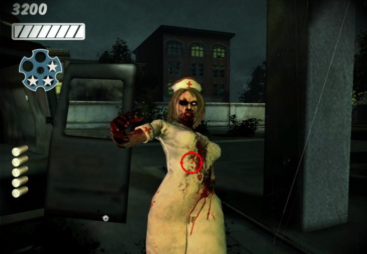 Escena de House of the Dead 3