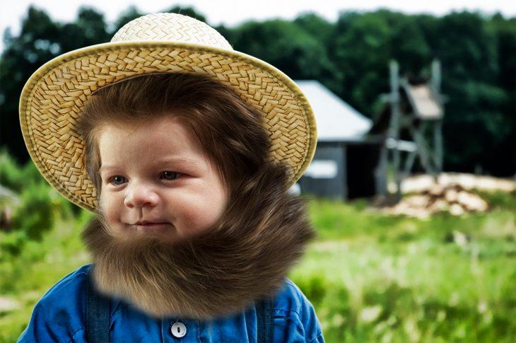 bebe granjero