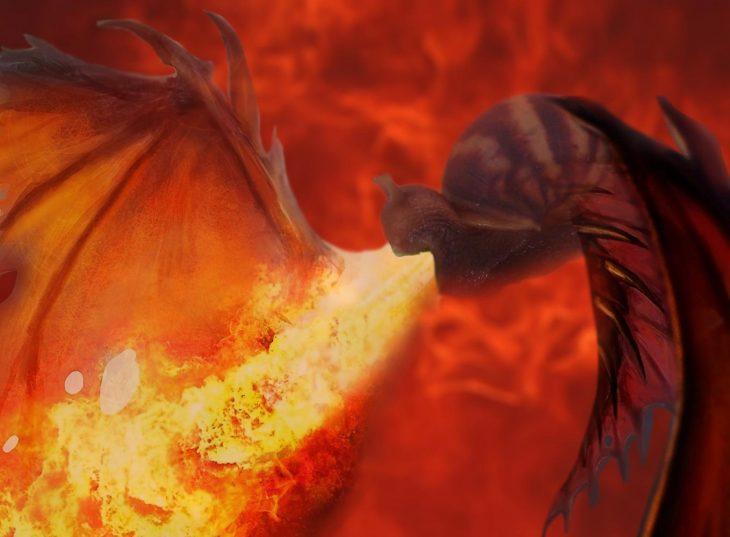 caracol dragon