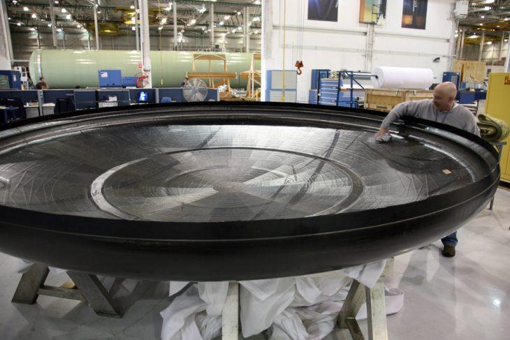 carbon fiber tank