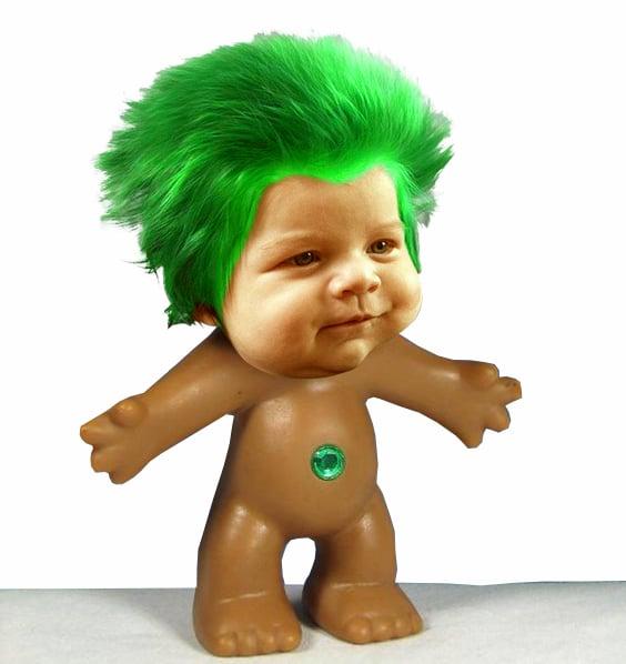 bebe trol