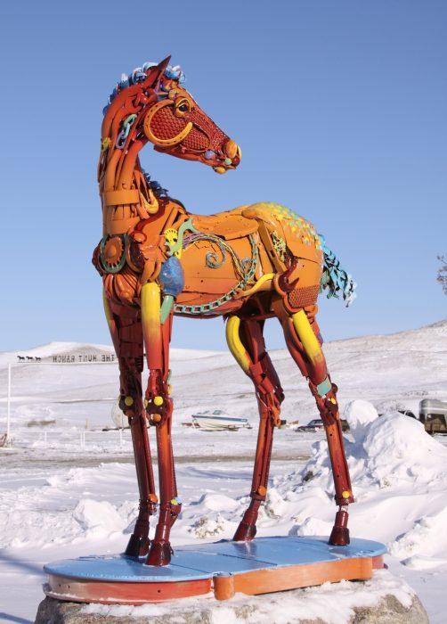 caballo colores