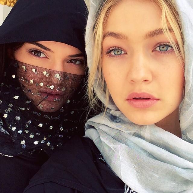 Kendall Jenner y Gigi Hadid