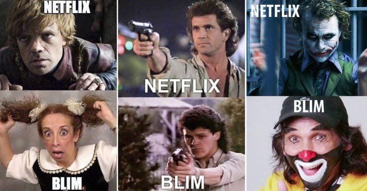 netflix blim memes