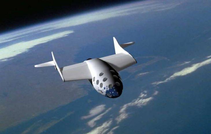 China quiere construir aviones turísticos al espacio