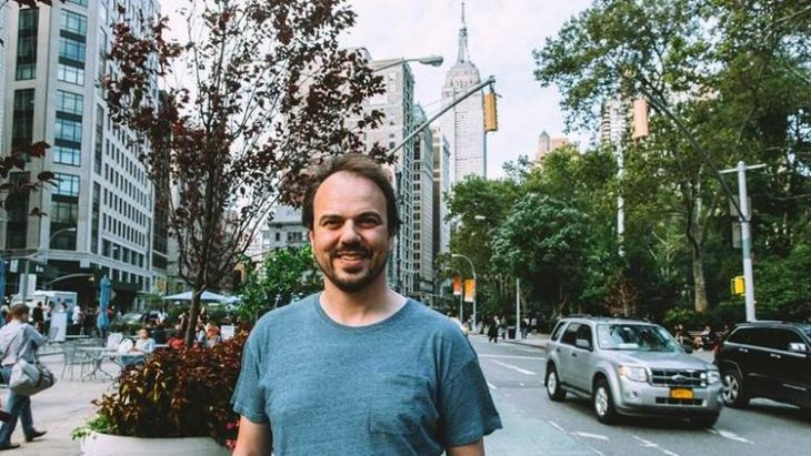 Rupert Hunt en Nueva York