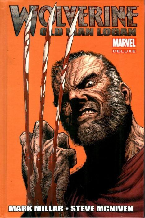 Old Man Wolverine en cómic