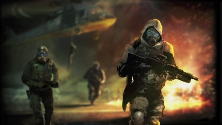 Escena de Resident Evil Operation Raccoon City