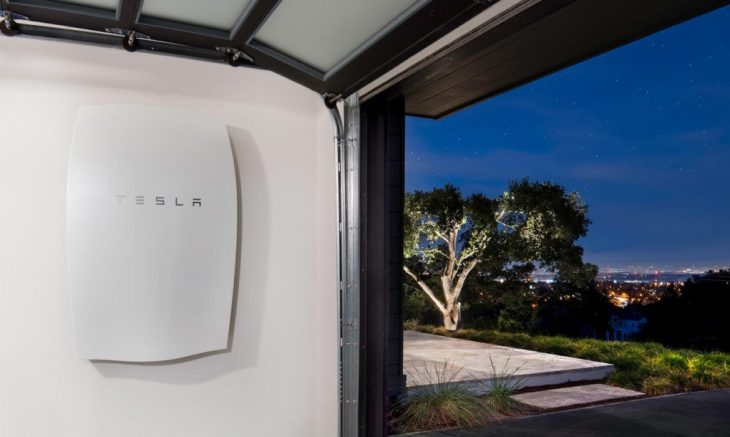 Powerwall batería de Tesla
