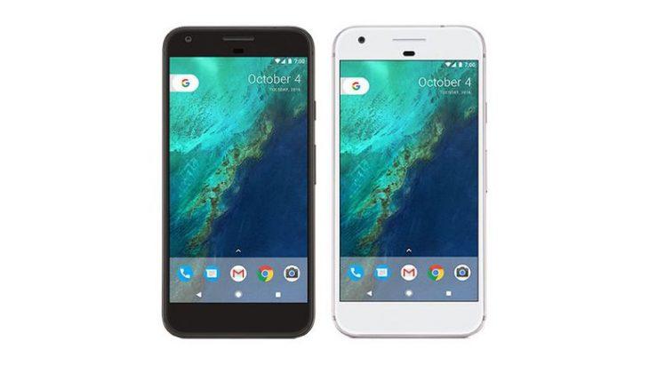 Google Pixel, teléfonos de Google