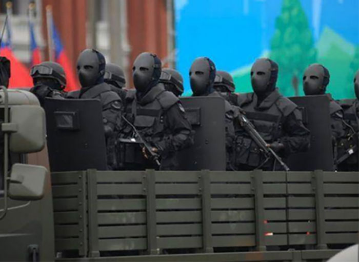 Fuerzas especiales taiwan