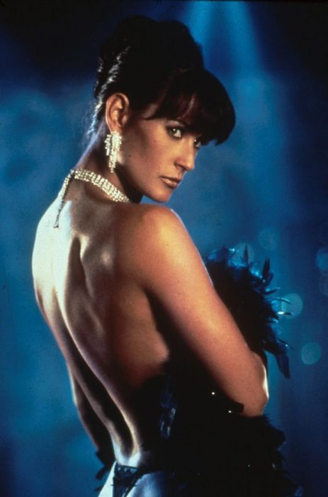 streptease demi moore