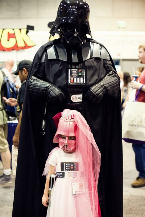 vader e hija