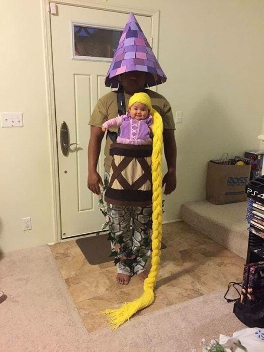 rapunzel disfraz